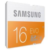 Samsung SDHC EVO Class 10 (48MB / S) 16GB - MB-SP16D