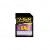 SD CARD V-GEN 64 GB TURBO SERIES