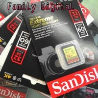 Sandisk Extreme 32gb Sdhc 60mbps 400x Class10 Hd Video