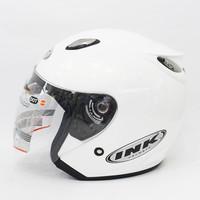 Helm Basic INK Centro-KYT GM MDS BOGO RETRO NHK SNAIL JPX AGV CROSS G2