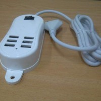 Jual Carger USB 6 port 30 watt / USB Charger Multi Murah