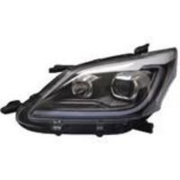 Skeleton - Lampu Depan LED Projector Innova SKT-HLINV12UP