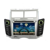 harga Skeleton Head Unit Yaris Built In GPS SKT-S028G + Map GPS + Antenna TV Tokopedia.com