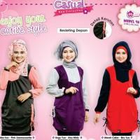 harga Baju Muslimah Atasan Bahan Kaos Murah Original MUTIF - Model 96 Tokopedia.com