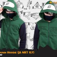 Kakashi Jounin Hoodie Jacket (Jaket Naruto - JA NRT 67)