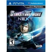 PS Vita Dynasty Warriors NEXT