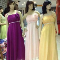 harga Longdress/gaun Pesta Panjang/dress Pesta Import/baju Pesta Sifon/korea Tokopedia.com