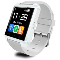 Smartwatch U Watch U8 - White Uwatch Smart Watch
