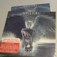 Sepultura - Kairos CD & DVD