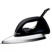 [Philips] Setrika Philips Iron Dry - HD 1173 Black. Alas Ceramic