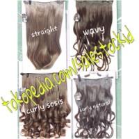 Jual hairclip 7revo/hairclip revo/hairclip big layer/hairclip 7revolution Murah