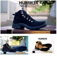 Sepatu Boots Tracking Pria Humm3r