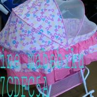 harga baby bed pliko 608a - box bayi Tokopedia.com