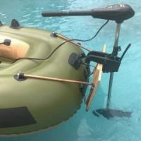 harga Dudukan mesin/Briket Untuk Mesin tempel Electric Perahu karet Tokopedia.com