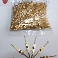 harga Ring Kupu Gold [lampu Kristal] Tokopedia.com