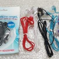 HF Headset Handsfree Earphone Music Angel Mp3 Headset Bb Samsung andro