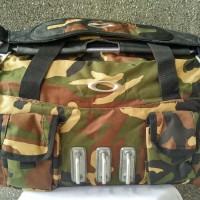 harga Tas Oakley Bath Up Duffel Bag ( M ) Army Tokopedia.com