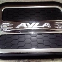 JSL J/S/L - Tank Cover Tutup Tangki Gas Daihatsu Ayla Luxury Black