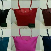 Longchamp Planetes Long Handle Grade Ori Size M (Medium)
