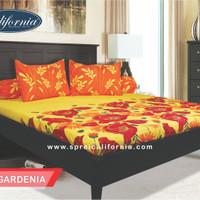 sprei my love calivornia gardenia/seprei my love/seprai bed cover