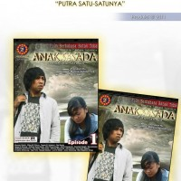 VCD FILM BERBAHASA BATAK - ANAK SASADA
