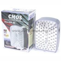 Lampu Emergency LED CMOS HK-86