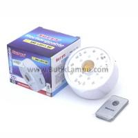 Lampu Emergency LED Remote