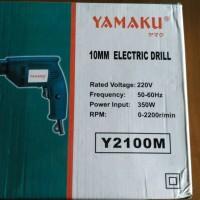 Mesin Bor 10m / M Yamaku