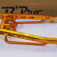 Satria FU BPro Swing Arm bolong / drag gold