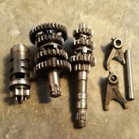 harga gigi rasio susun vega zr ( gear ratio / transmisi / girbok / gearbox ) Tokopedia.com