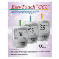 Alat EasyTouch GCU (Glucose, Cholesterol, Uric Acid)