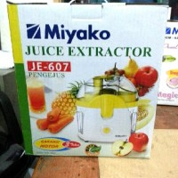 Juicer Miyako JE-607/Blender&Juicer