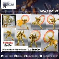 "P-Bandai RoDa GOD GUNDAM ""Hyper Mode"""