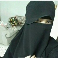 Niqab Hidden Eyes | cadar purdah