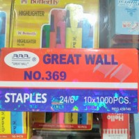 Great Wall Isi Staples No 369