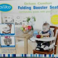 harga Pliko Folding Booster Seat Baby Portable / Kursi Makan Bayi - 3 Titik Tokopedia.com