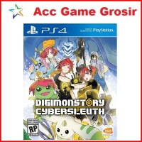 Bluray Playstation 4 [PS4] - Digimon Story Cybersleuth