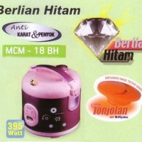 Magic Com Miyako Rice Cooker 3in1 MCM-18BH