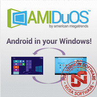 Software Emulator Android Komputer AMIDuOS 2.0 PRO Lollipop (x86x64)