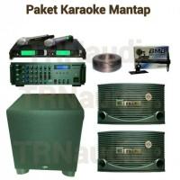 harga Paket Karaoke Mantap Bmb Speaker Tokopedia.com