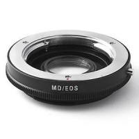Adapter Lensa MD (Minolta MD) - Body Canon EOS