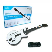 Wireless Guitar Controller For Wii Guitar Hero