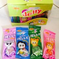 Jelly Gummy Bean / Kembang Gula Jelly
