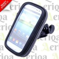 harga Bike / Bicycle Holder + Waterproof Bag - Mount Sepeda Motor - Spion Tokopedia.com