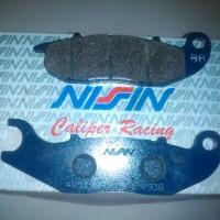 Kampas Rem Racing Samurai Brake Nissin Ori Sport