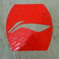 Cetakan Raket Logo Lining (original)