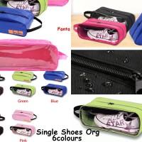 Tas sepatu sandal / shoes bag / tas sepatu olahraga/ shoes organizer