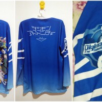 Fullprint Tshirt - Digimon Tri (ver2)