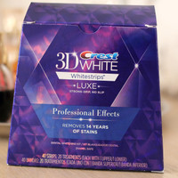 Jual CREST 3D WHITE STRIPS LUXE PROFESSIONAL EFFECTS Murah