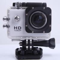 PROMO Action Camera Full HD 1080P 12MP - Full Set BONUS - BERGARANSI -